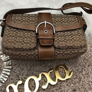 Coach Purse in Brown